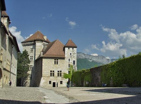 крепость в Анси