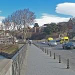 поездка в тбилиси - панорамная фотографияv
