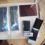 самодельная солнечная батарея
