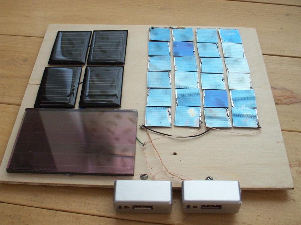 Солнечная батарея своими руками из